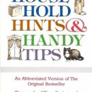 HOUSE HOLD HINTS & HANDY TIPS