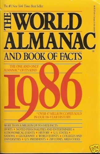 THE WORLD ALMANAC AND BOOK OF FACT 1986
