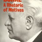 A RHETORIC OF MOTIVES KENNETH BURKE