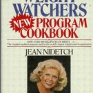 WEIGHT WATCHERS new program cookbook By Jean Nidetch