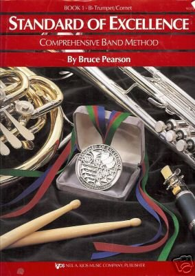 STANDARD OF EXCELLENCE Trumpet Cornet band method