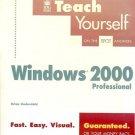 WINDOWS 2000 TEACH YOURSELF FAST EASY VISUAL UNDERDAHL