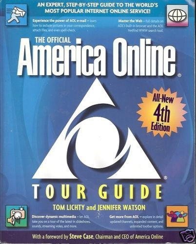 THE OFFICAL AMERICA ONLINE TOUR GUIDE  LIGHTY & WATSON