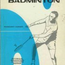 BADMINTON By Margaret Varner