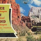 BRYCE CANYON ZION AND GRAND CANYON NATIONAL PARKS Color