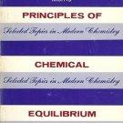 PRINCIPLES OF CHEMICAL EQUILIBRIUM 1965