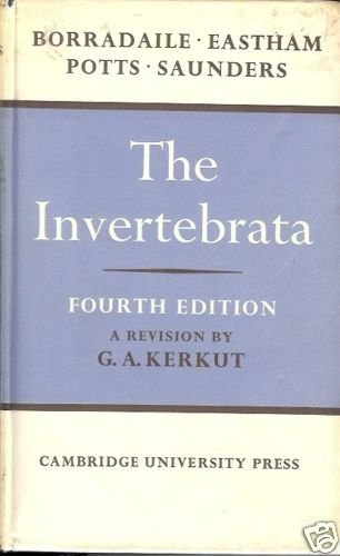 THE INVERTEBRATA A MANUAL FOR THE USE OF STUDENTS