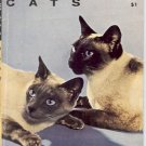 SIAMESE CATS by Louise Brown Van Der Meid