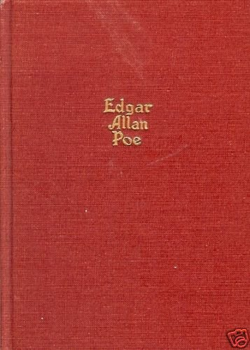 THE WORKS OF EDGAR ALLAN POE ONE VOLUME TALES AND POEM