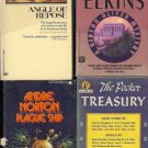 ANGLE OF REPOSE LOT OF 4 BOOKS