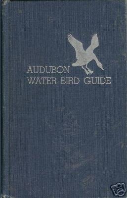 AUDUBON  WATER BIRD GUIDE By Richard H. Pough
