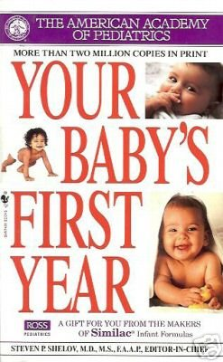 YOUR BABY'S FIRST YEAR Steven P. Shelov