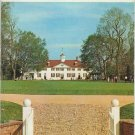 MOUNT VERNON ILLUSTRATED HANDBOOK WASHINGTON 1972