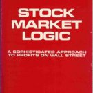 STOCK MARKET LOGIC  By Norman G. Fosback