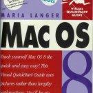 VISUAL QUICKSTART GUIDE MAC OS 8