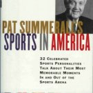 PAT SUMMERALL'S SPORTS IN AMERICA