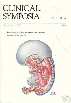 DEVELOPMENT OF THE MUSCULOSKELETAL SYSTEM CIBA 1981