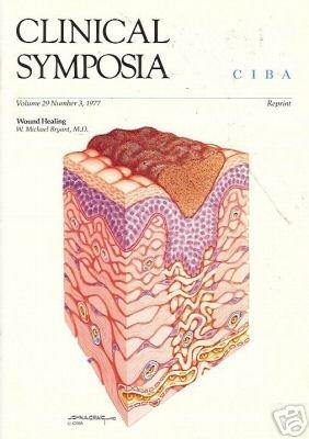 CLINICAL SYMPOSIA WOUND HEALING CIBA 1977