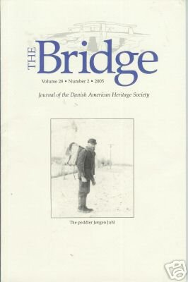 THE BRIDGE Journal of Danish American Heritage Society