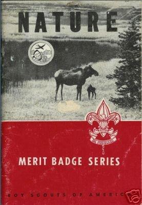NATURE 1963 Merit Badge Series BSA