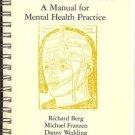 SCREENING FOR BRAIN IMPAIRMENT A MANUAL MENTAL HEALTH