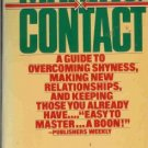 MAKING CONTACT a guide to overcoming shyness, making ne