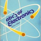 ABC'S OF ELECTRONICS BY FARL J. WATERS