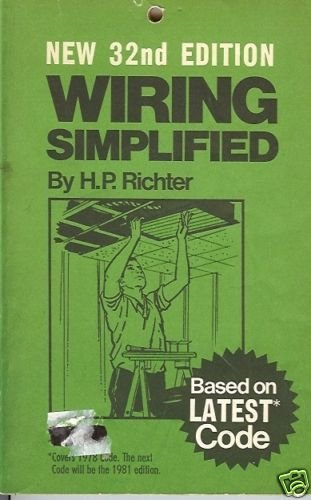 WIRING SIMPLIFIED NEW 32ND EDITION