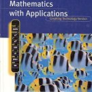 MATHEMATICS WITH APPLICATIONS by Hungerford & Lial