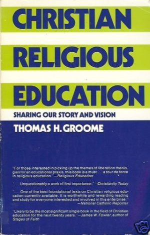 CHRISTIAN RELIGIOUS EDUCATION SHARING OUR STORY & VISIO