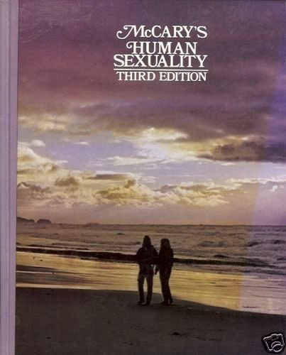 McCARY'S HUMAN SEXUALITY THIRD EDITION