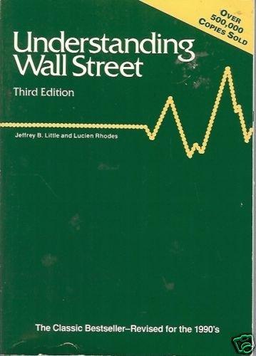 UNDERSTANDING WALL STREET THIRD EDITION