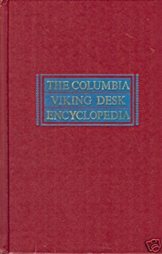 THE COLUMBIA VIKING DESK  ENCYCLOPEDIA