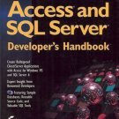 ACCESS AND SQL SERVER DEVELOPER'S HANDBOOK