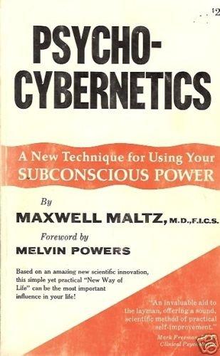 PSYCHO CYBERNETICS NEW TECHNIQUES USING SUBCONSCIOUS PO