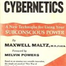 PSYCHO CYBERNETICS NEW TECHNIQUES USING SUBCONSCIOUS PO