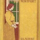 MARGARET MONTFORT BY LAURA E RICHARDS 1898