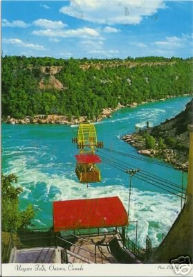 NIAGARA FALLS, ONTARIO, CANADA Cable Car