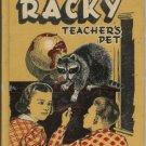 RACKY teacher's pet May Lemmon 1955