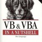 VB & VBA IN A NUTSHELL THE LANGUAGE