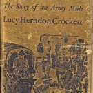 CAPITAN THE STORY OF AN ARMY MULE 1940