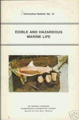 EDIBLE AND HAZARDOUS MARINE LIFE Air Training Command