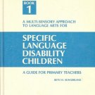 SPECIFIC LANGUAGE DISABILITY CHILDREN PRIMARY TEACHERS