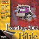 FRONTPAGE 2002 BIBLE DAVID ELDERBROCK & DAVID KARLINS