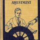 PERSONAL & SOCIAL ADJUSTMENT BY WILLIS L UHL 1938