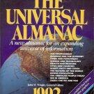 THE UNIVERSAL ALMANAC A NEW ALMANAC FOR AN EXPANDING UN