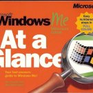 MICROSOFT WINDOWS ME MILLENNIUM EDITION AT A GLANCE