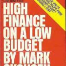 HIGH FINANCE ON A LOW BUDGET BY MARK SKOUSEN
