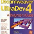 DREAMWEAVER ULTRADEVE TM 4 A BEGINNER'S GUIDE