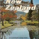 NEW ZEALAND AN ILLUSTRATED TRAVEL GUIDE